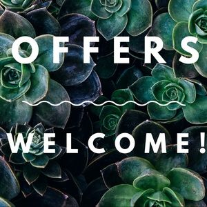 ❤️OFFERS WELCOME!❤️